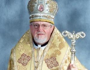 Митрополит УПЦ в США Антоній. Фото ecclesia.org.br