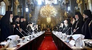 Константипольський патріархат собор єпископів