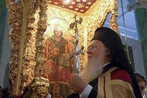 Патріарх Варфоломій. Фото dt.ua