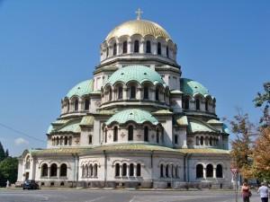 Собор у Софії - столиці Болгарії. Фото wikimedia.org