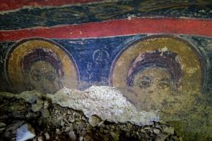 Каппадокійські фрески. Фото sci-news.com