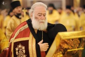 Патріарх Олександрії та всієї Африки Феодор. Фото patriarchia.ru