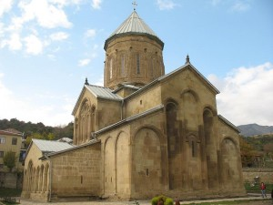 Храм монастиря Самтамвро у Мцехті. Фото wikimedia.org