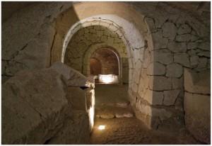 Печери в Ізраїлі. Фото panoramio.com