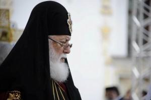 Патріарх Ілля ІІ. Фото pravmir.ru
